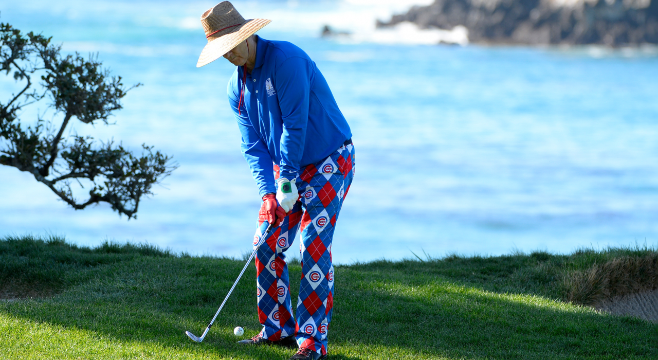 players at t pebble beach pro am. Black Bedroom Furniture Sets. Home Design Ideas