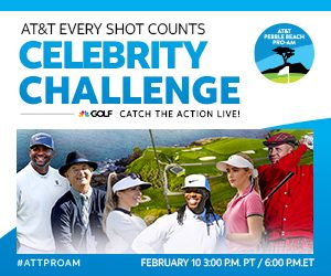 AT&T Every Shot Counts Charity Challenge